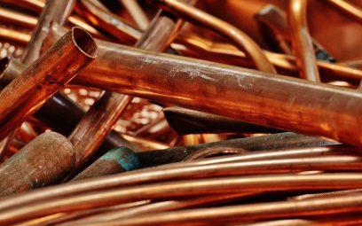 Non-ferro metals distributor
