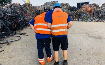 Vacatures bij de nieuwe Recyclingfabriek